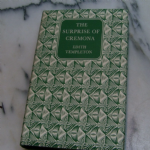 Companion book club THE SURPRISE OF CREMONA BY Edith Templeton 1955 @sold@